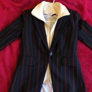 Veronica Beard coat and vest